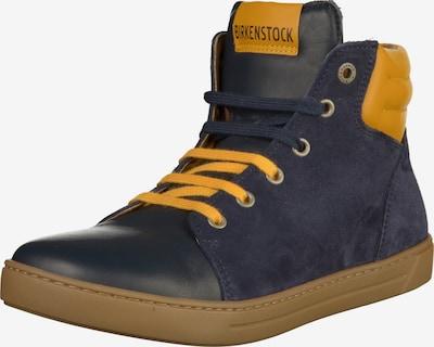 BIRKENSTOCK Sneakers 'Bartlett' in de kleur Camel / Navy / Geel, Productweergave