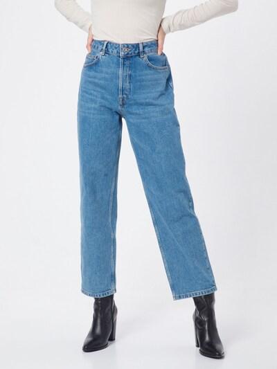 SELECTED FEMME Jeans 'SLFKate' in blau, Modelansicht