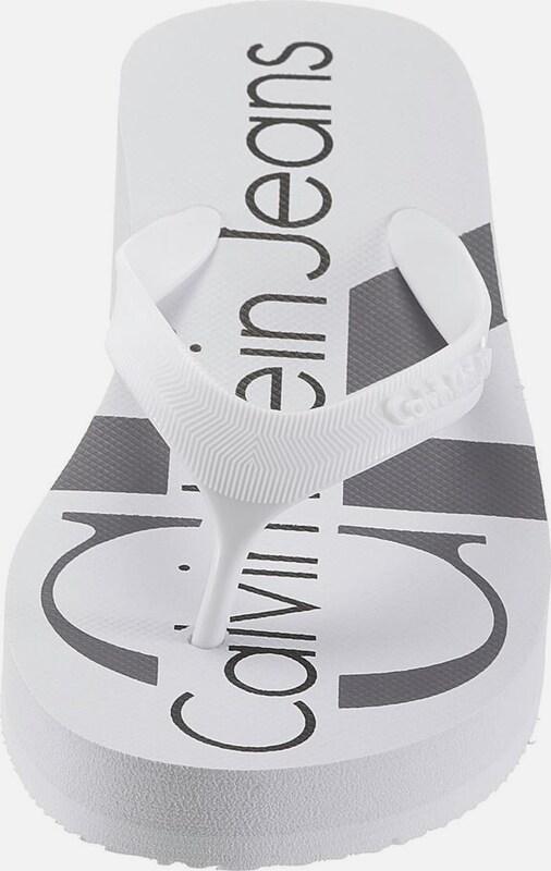 Calvin Calvin Calvin Klein Jeans Zehentrenner 'TESSE' fc16d4
