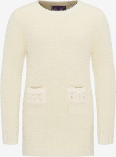 MYMO Pullover in wollweiß, Produktansicht