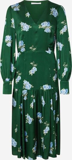 IVY & OAK Kleid in dunkelgrün / weiß, Produktansicht