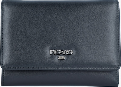 Picard Geldbörse 'Bingo' in schwarz, Produktansicht