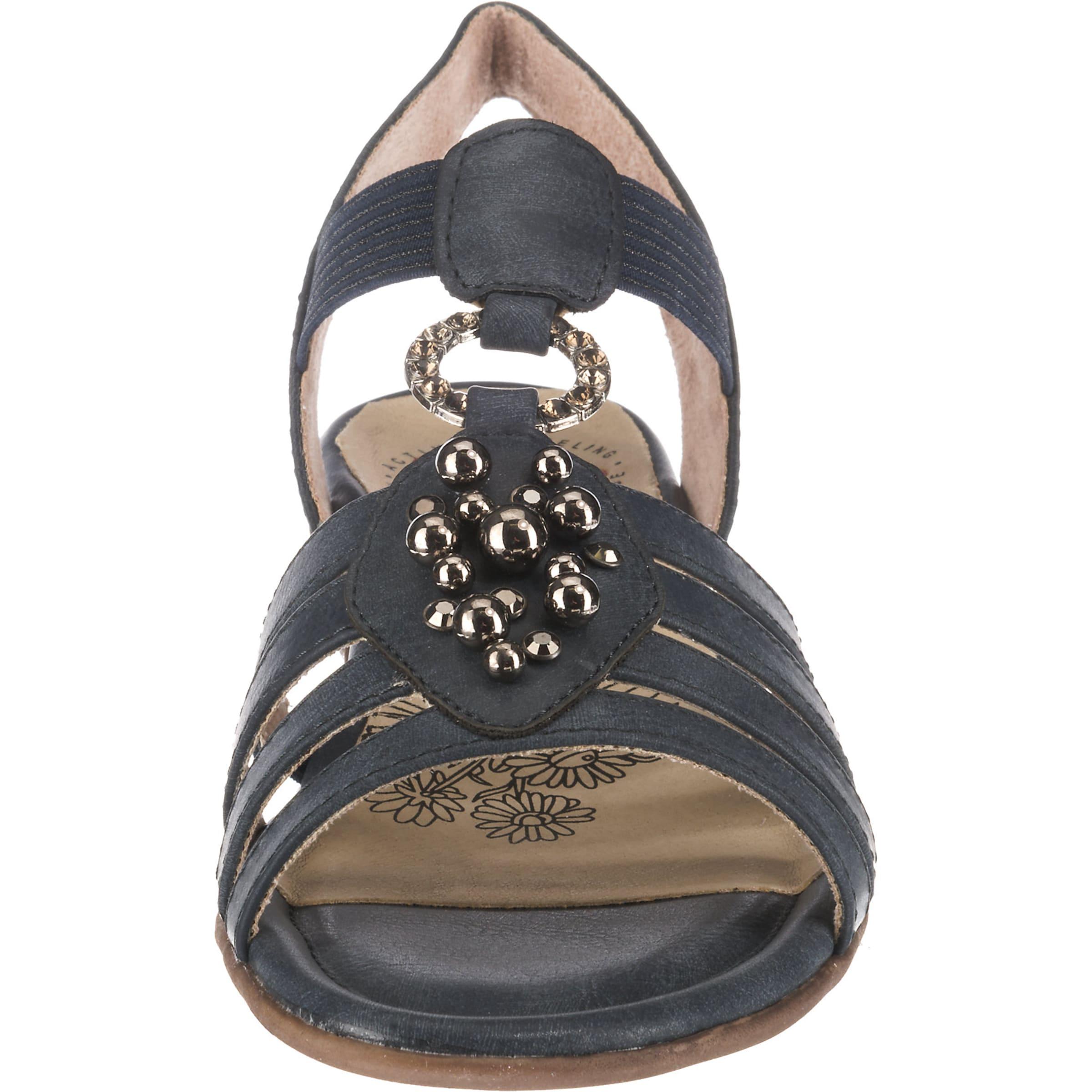 Klassische Sandalen In Sandalen In In Dunkelblau Relife Sandalen Relife Dunkelblau Klassische Klassische Relife IvbfY67yg