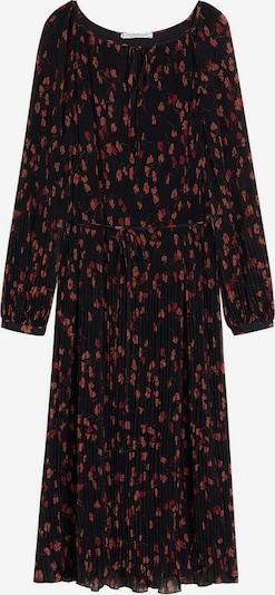 VIOLETA by Mango Šaty 'Dream' - červená / černá, Produkt