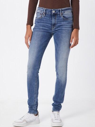 Herrlicher Jeans 'Super G' in blue denim, Modelansicht