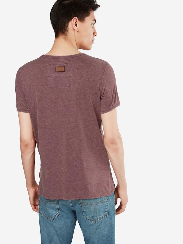 naketano T-Shirt 'Suppenkasper'