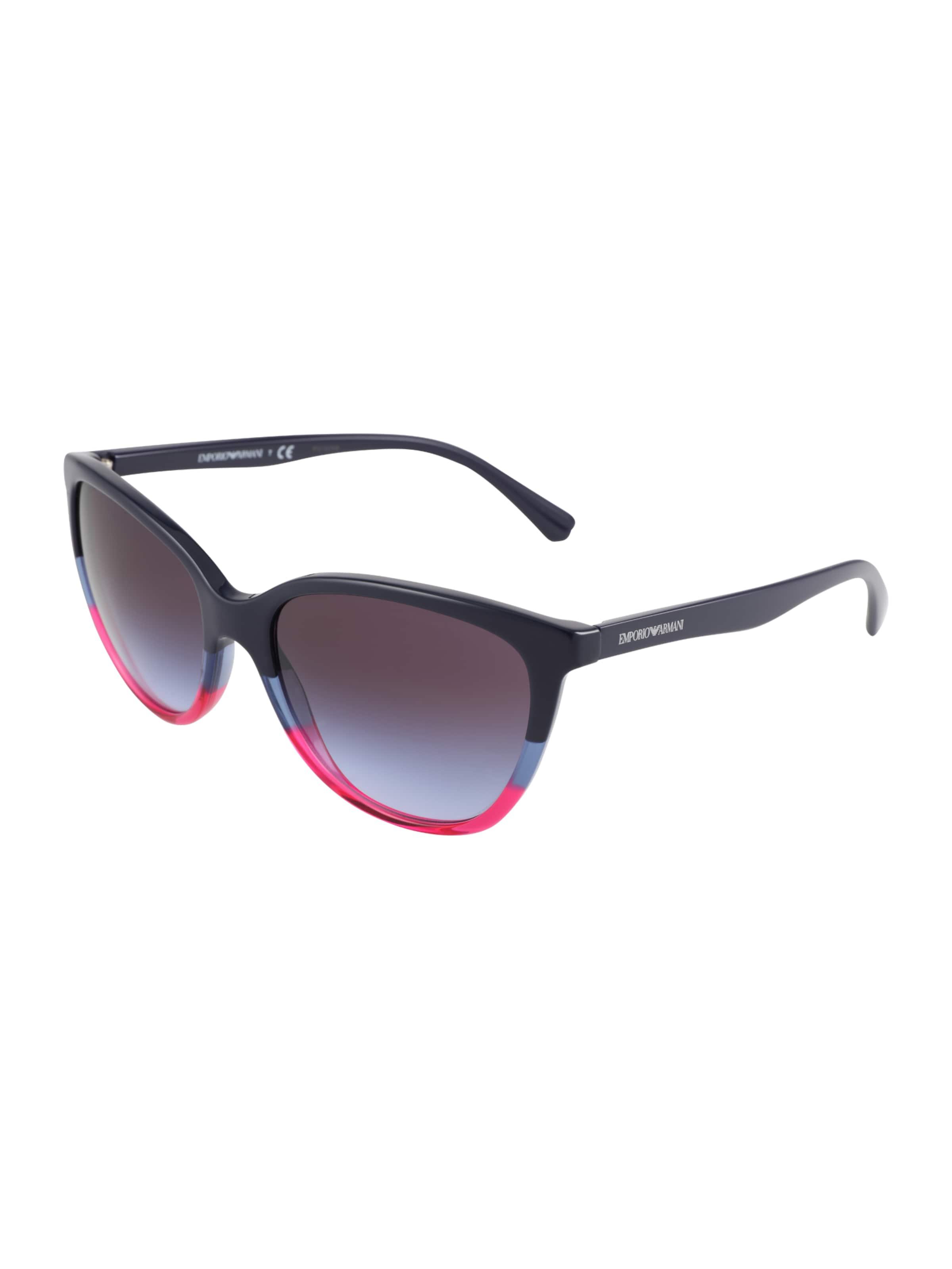 Emporio BlauViolettblau Sonnenbrille Sonnenbrille In Armani In Armani Emporio trQdshC