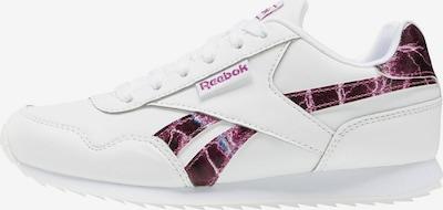 Reebok Classic Sneaker in beere / weiß, Produktansicht