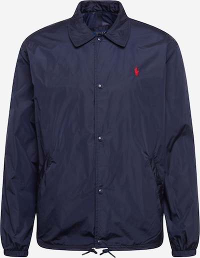 POLO RALPH LAUREN Jacke  'COACHES JKT-UNLINED-JACKET' in navy, Produktansicht