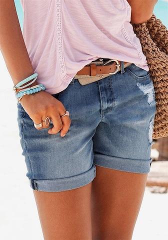 BUFFALO Jeans in Blauw