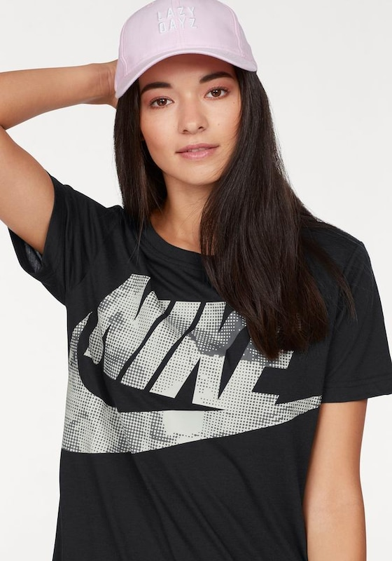 Nike Sportswear 'Glacier' T-Shirt Damen