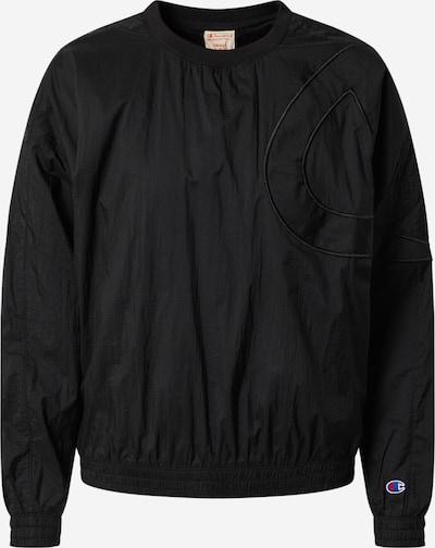 Champion Reverse Weave Jaka ar kapuci pieejami melns, Preces skats