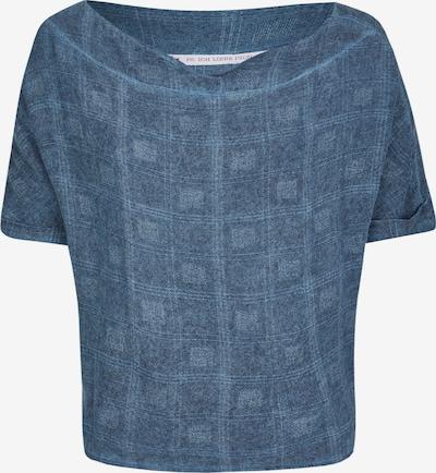 Heimatliebe Shirt in dunkelblau, Produktansicht