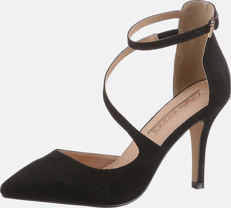 Haltbare Mode billige Schuhe BUFFALO BUFFALO BUFFALO   Spitze Pumps Schuhe Gut getragene Schuhe b1e5dd