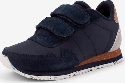WODEN Sneakers 'Nor Suede' in dunkelblau, Produktansicht