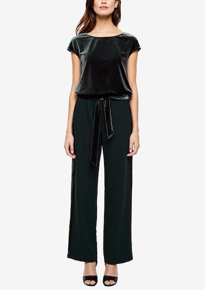 s.Oliver BLACK LABEL Jumpsuit in de kleur Spar, Modelweergave