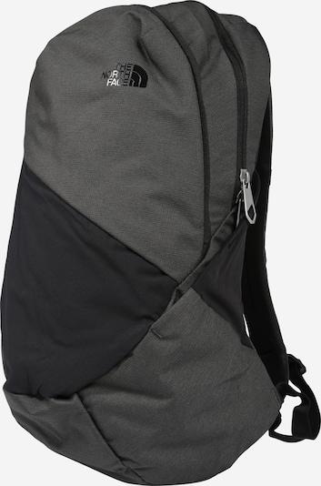 THE NORTH FACE Sportrugzak 'ISABELLA ASPHLGYLTH' in de kleur Grijs / Zwart, Productweergave