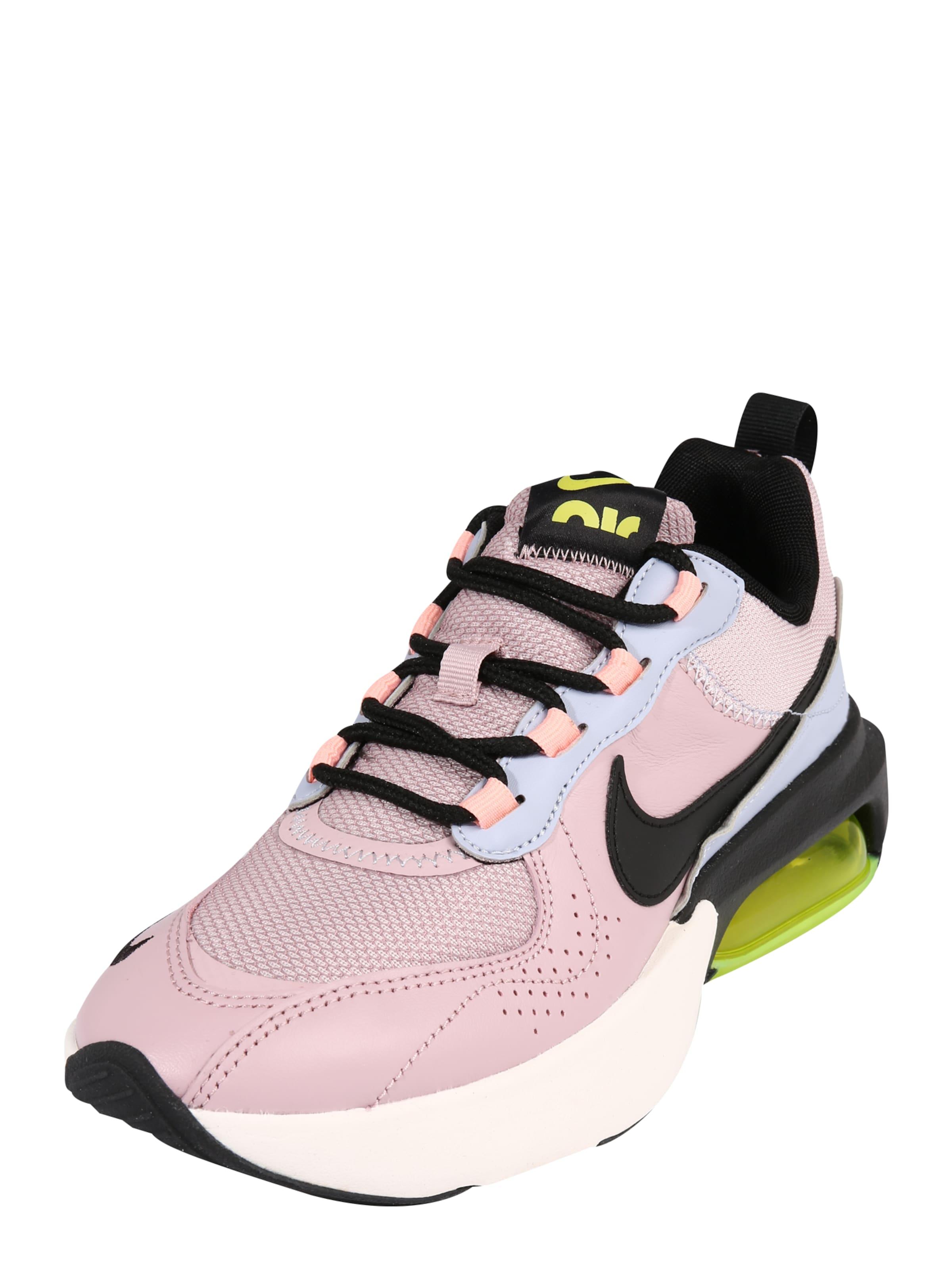 Nike Sportswear Låg sneaker i rosa / rosa / svart