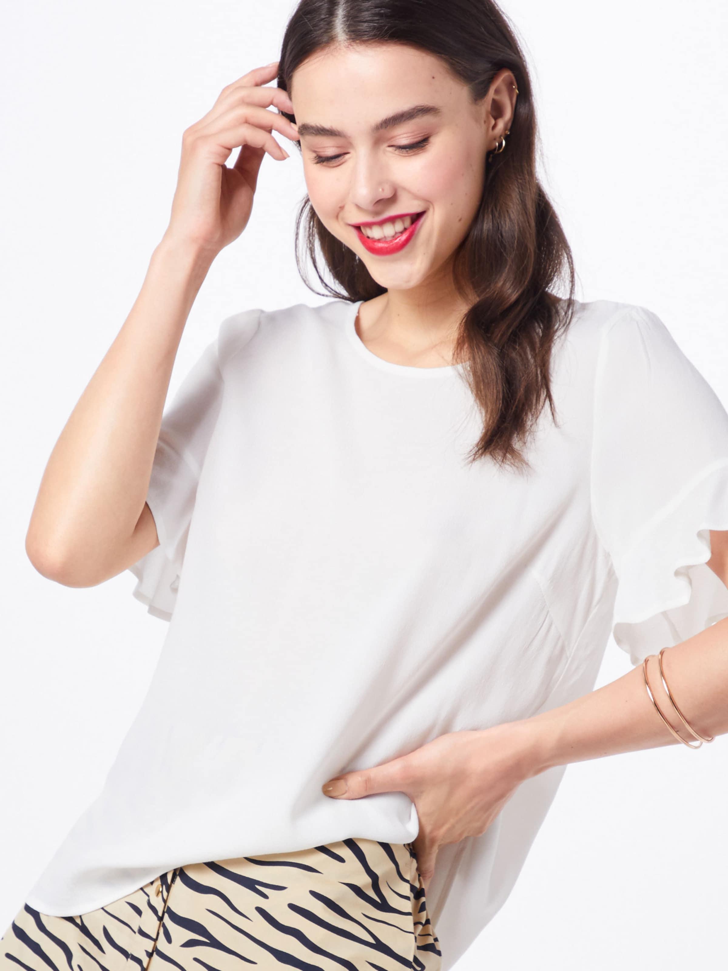 'dina' Bluse Bluse 'dina' Cream Cream Bluse In Weiß Cream Weiß In FcTKlJ1