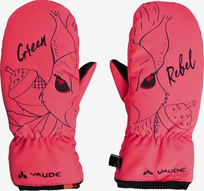 VAUDE Fausthandschuhe in pink, Produktansicht
