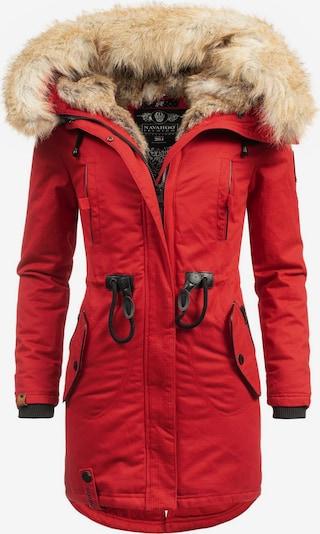 NAVAHOO Winter Coat 'Bombii' in Red, Item view