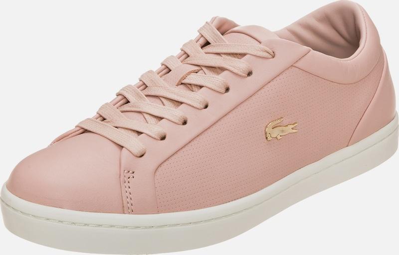 LACOSTE Straightset Sneaker Damen