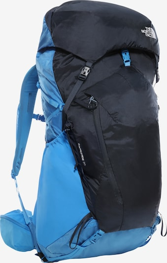 THE NORTH FACE Rucksack in aqua / schwarz, Produktansicht