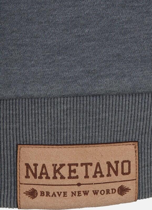 Sweat-shirt Naketano premier Sang Vi