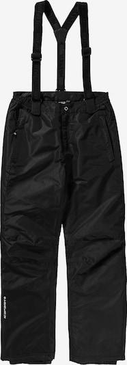 ICEPEAK Hose 'Theron' in schwarz, Produktansicht