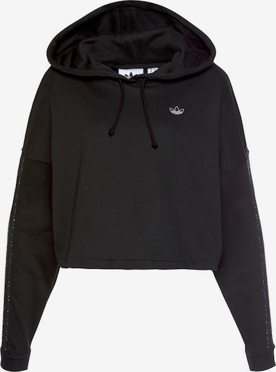 Bluză de molton ADIDAS ORIGINALS pe negru, Vizualizare produs