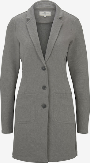 TOM TAILOR Jacken & Jackets Longblazer in grau, Produktansicht