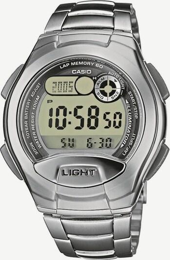 CASIO Uhr 'W-752D-1AVES' in silber, Produktansicht