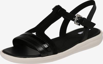 GEOX Sandalen in schwarz, Produktansicht