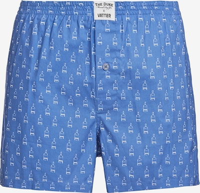 VATTER Boxer shorts 'Loose Larry' in Blue, Item view