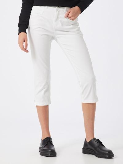 Jeans 'Kate' TOM TAILOR pe alb, Vizualizare model