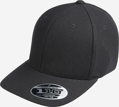 Flexfit Cap 'Hybrid' in Black, Item view