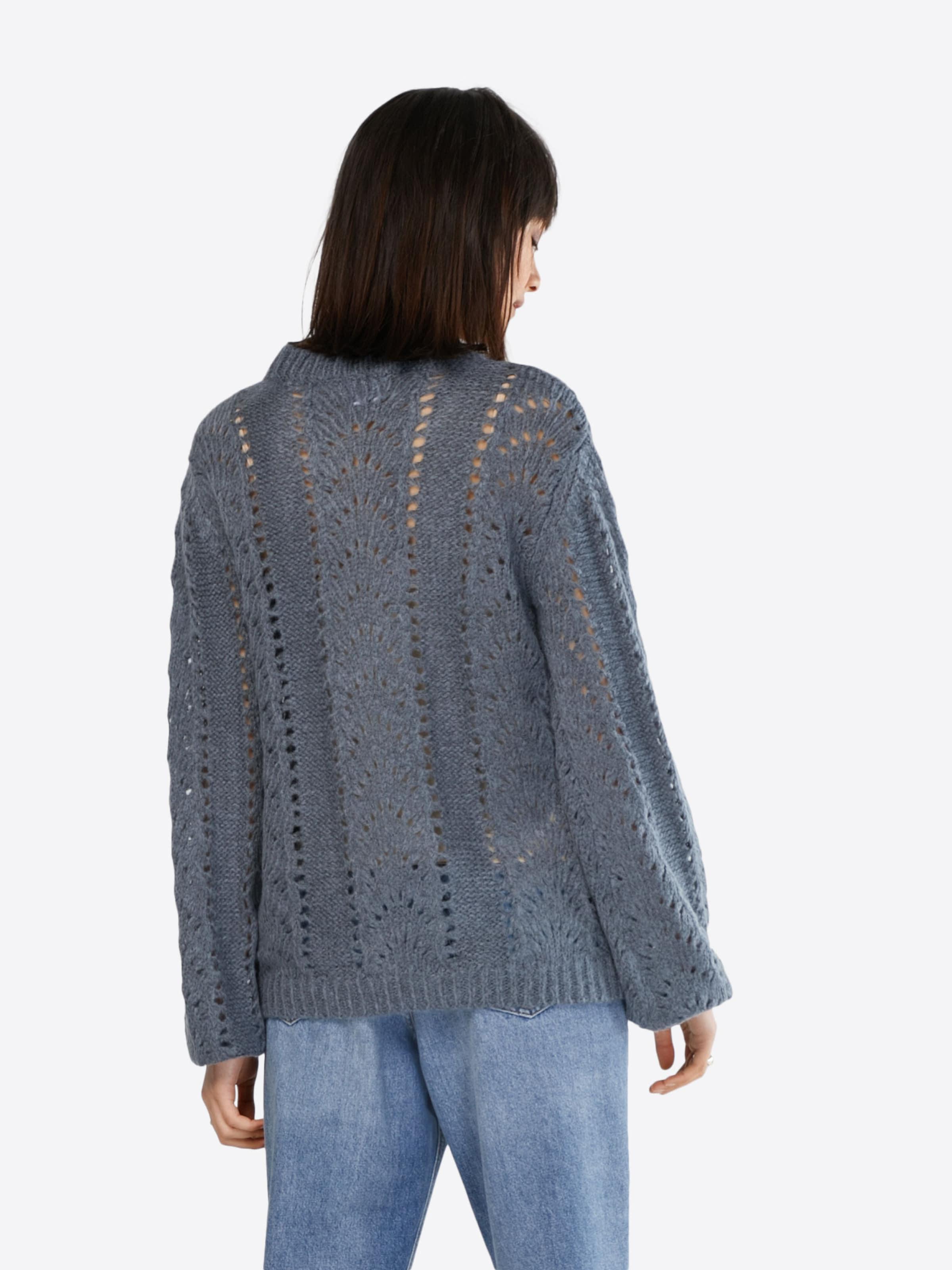 In Pullover Rauchblau Desires In Rauchblau Desires Desires In Pullover Pullover Y6yv7bfIg