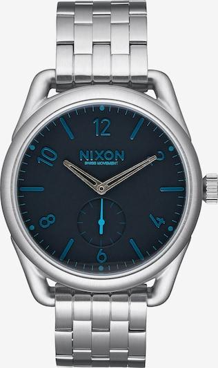 Nixon Uhr in silber, Produktansicht