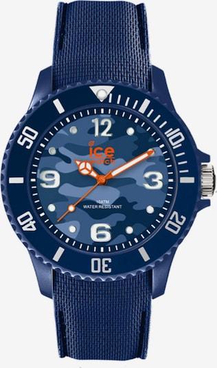 ICE WATCH Uhr 'Bastogne 16293' in blau / rauchblau, Produktansicht