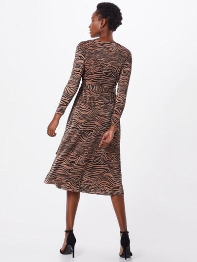 Suknelė 'Isabella' iš ABOUT YOU , spalva - ruda: Vaizdas iš galinės pusės
