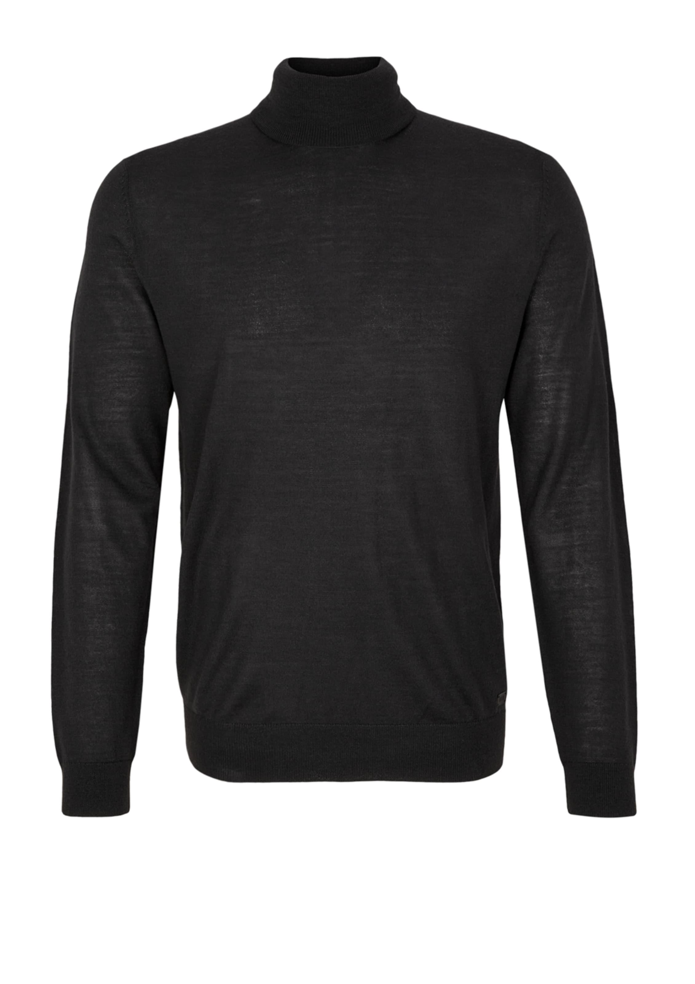 In oliver Black Schwarz S Pullover Label sChrdBtQx