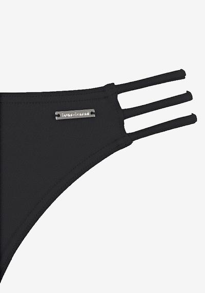 BRUNO BANANI Triangel-Bikini in schwarz, Produktansicht