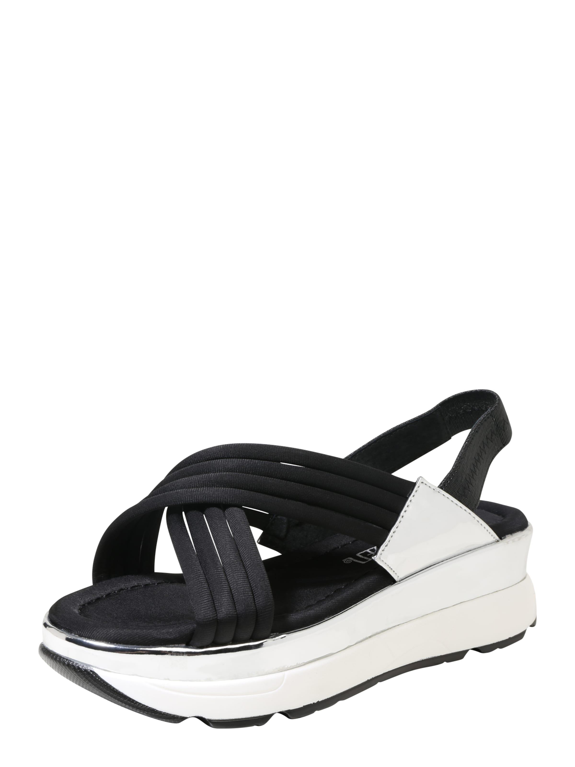 Sixtyseven Sandalette mit Keilabsatz Drake Hohe Qualität