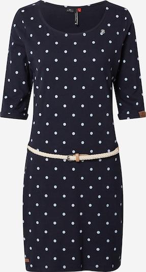 Ragwear Jurk 'Tamy' in de kleur Beige / Navy / Wit, Productweergave