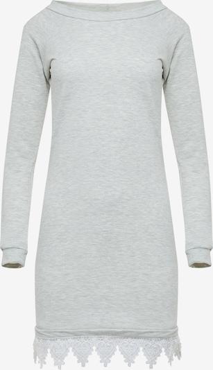TALENCE Robe en gris clair, Vue avec produit