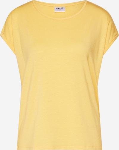 VERO MODA T-Shirt in gelb, Produktansicht