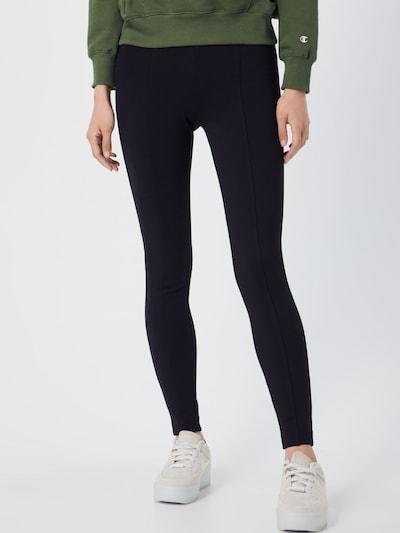 ONLY Leggings in schwarz, Modelansicht