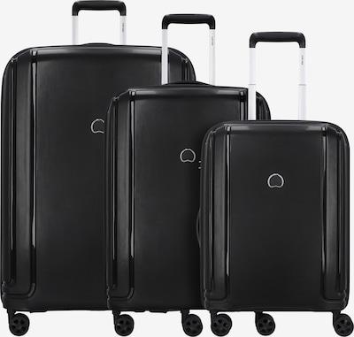 DELSEY Kofferset 'Brisban' in de kleur Opaal / Zwart, Productweergave