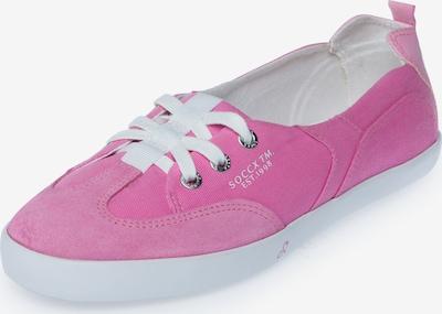 Soccx Ballerina in rosa / weiß, Produktansicht
