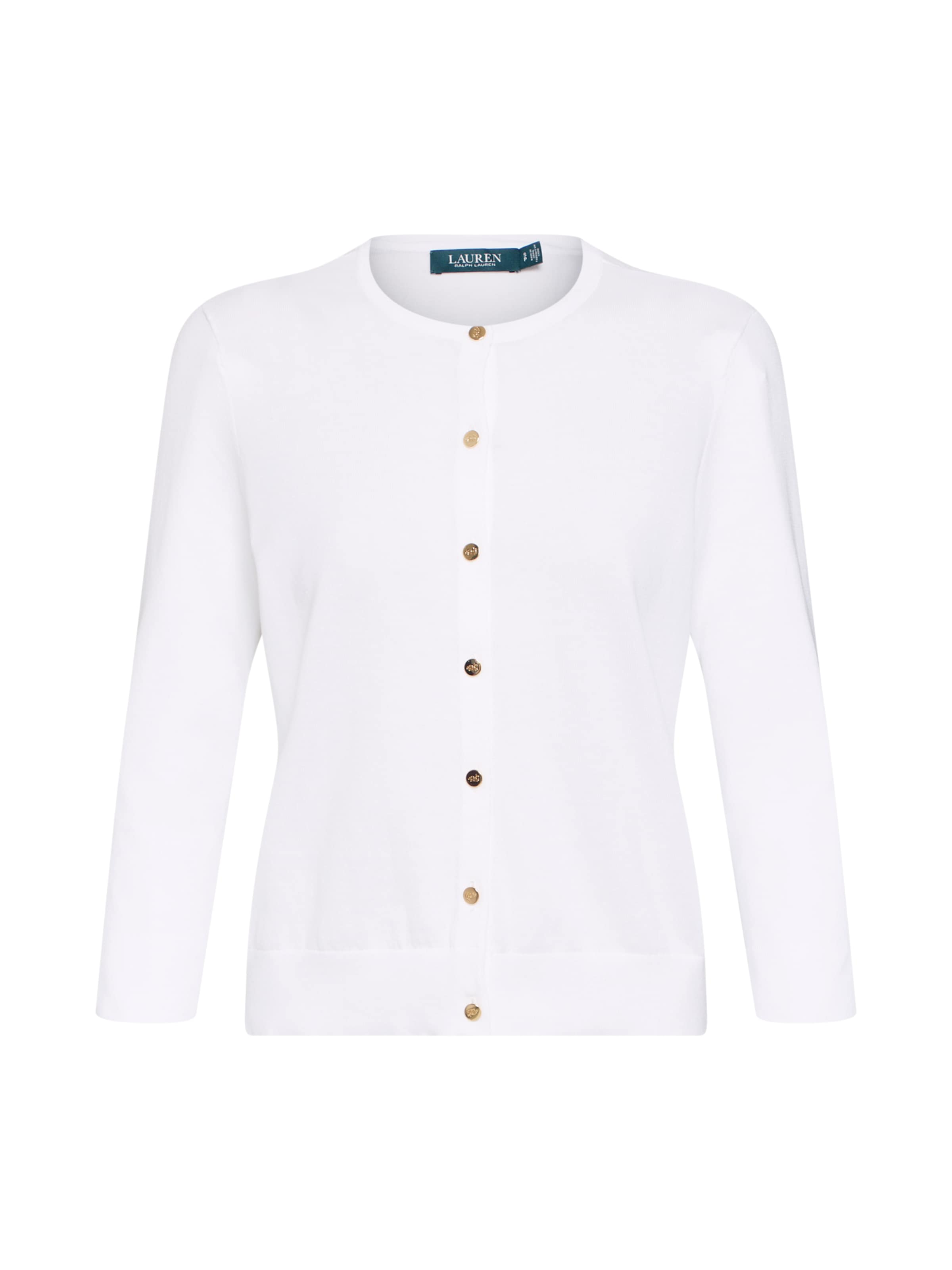 Ralph Lauren En Cardigan 'katlyn' Blanc Fc1JTlK3
